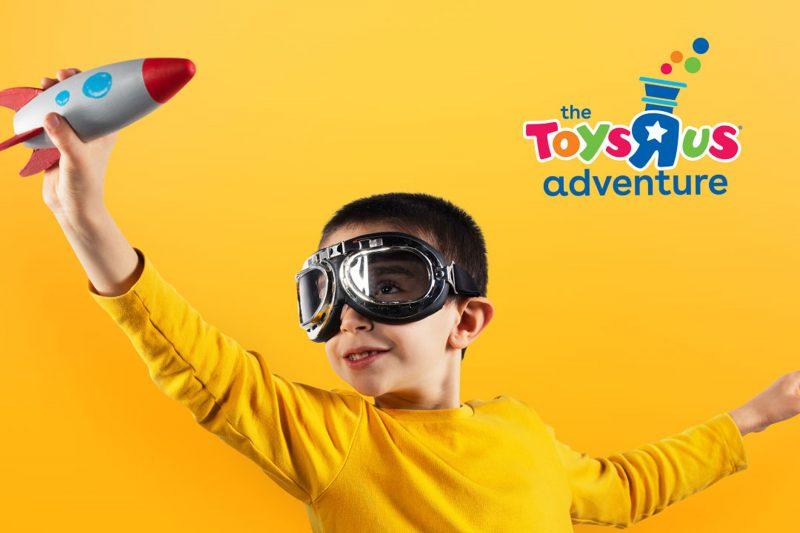 toys 'r' us adventure