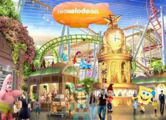 american dream nickelodeon theme park evolving into attractions