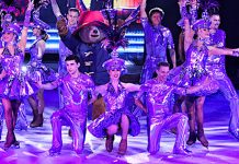 Paddington on Ice is skating to Hyde Park Winter Wonderland 2019