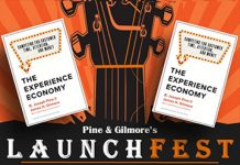Launchfest: The Experience Economy relaunch | Joe Pine | blooloopLIVE