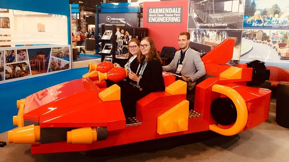 IAAPA Expo Europe 2019 review Garmendale