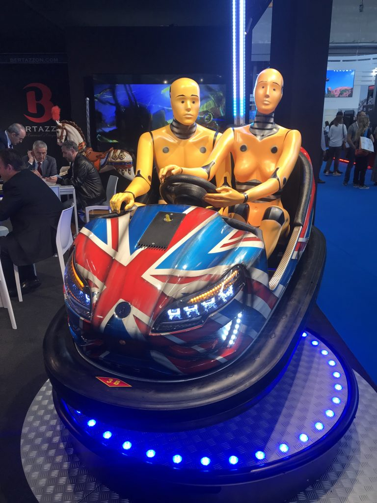 IAAPA Expo Europe 2019 review bumper car