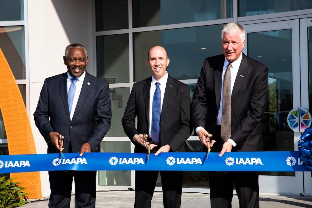 IAAPA Global Headquarters Ribbon Cutting