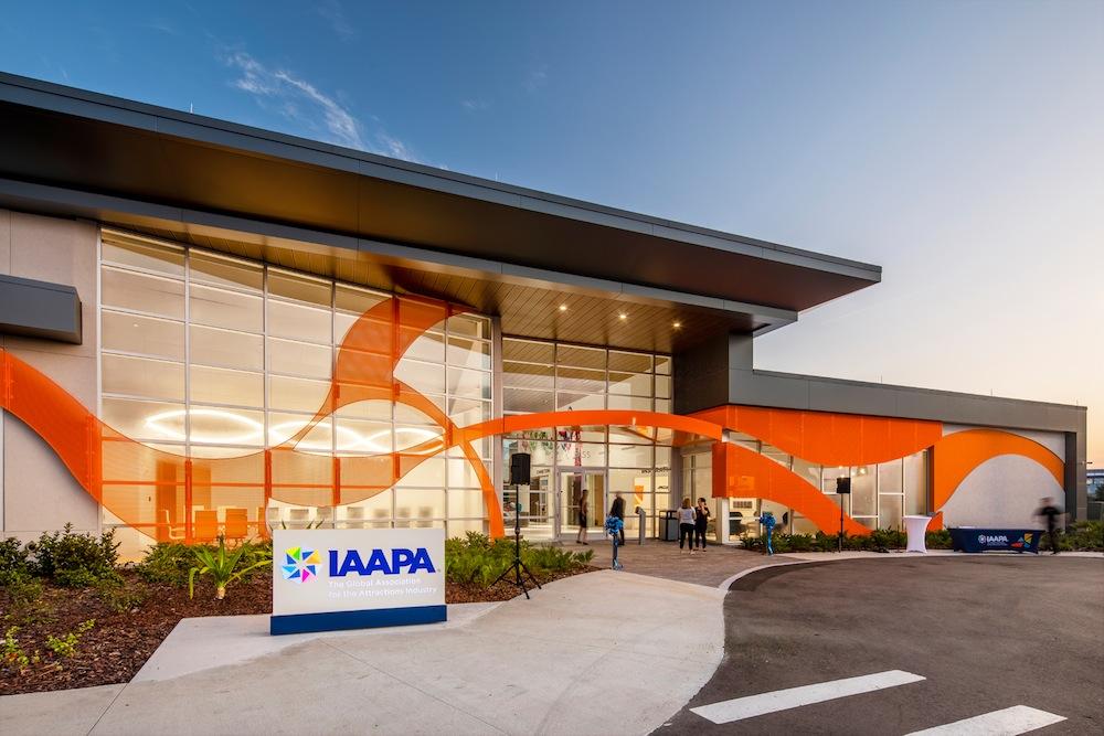 IAAPA Global Headquarters_Exterior