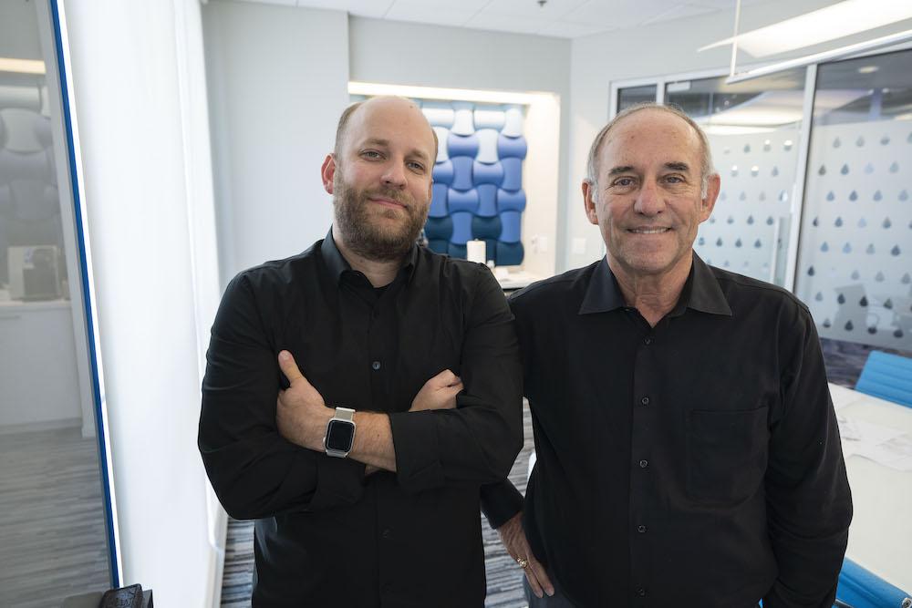 Josh and Ken Martin Aquatics