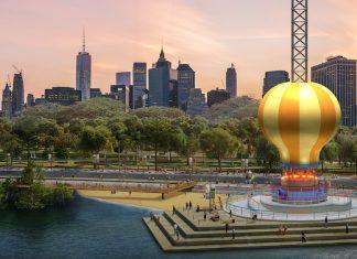Interlink Balloon Tower ride