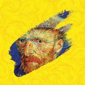 Meet Vincent van Gogh Logo