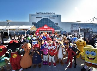 Brand Licensing Expo 2019 Characters