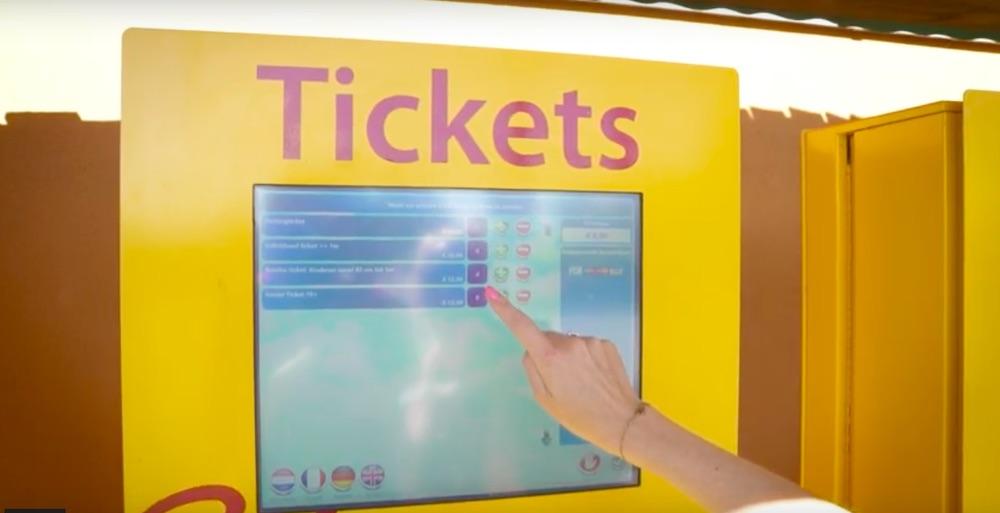 Plopsa Group Gantner ticketing