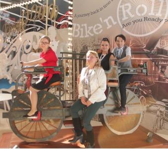 Concept 1900 Bike N Roll