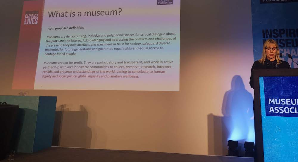 Museums Association Conference 2019