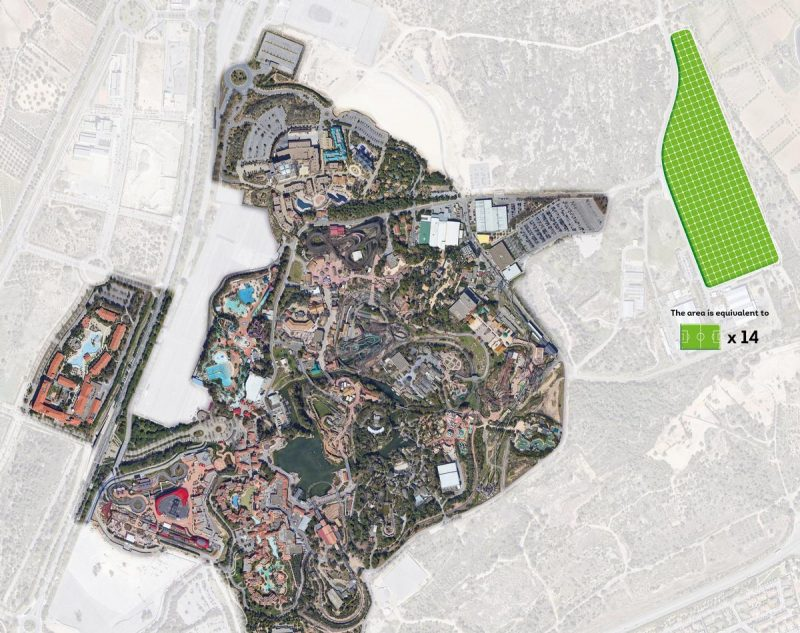 portaventura world solar plant
