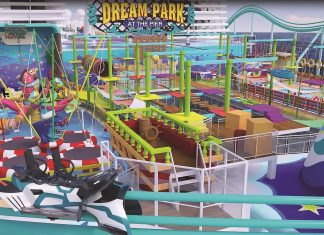 dream cruises theme park