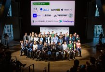 Tech startups in Comcast NBCUniversal LIFT Labs Accelerator make pitches