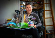 Alton Towers launching attraction based on David Walliams' books