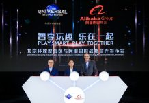 Universal Beijing Resort partners with Alibaba on digitisation