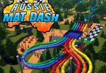 Raging Waves unveils new slide Aussie Mat Dash