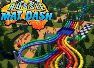 aussie mat dash raging waters