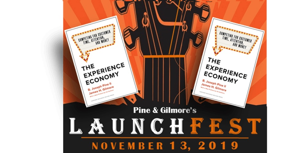Experience Economy launch