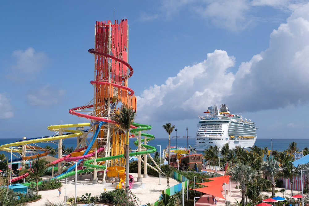 perfect day at cococay royal caribbean blooloop