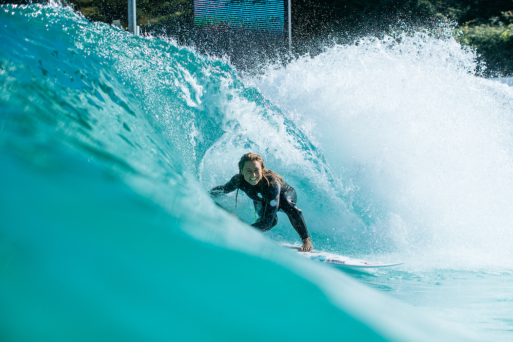 Wavegarden rip curl