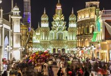 Global Village chooses VGS to provide ticketing solution