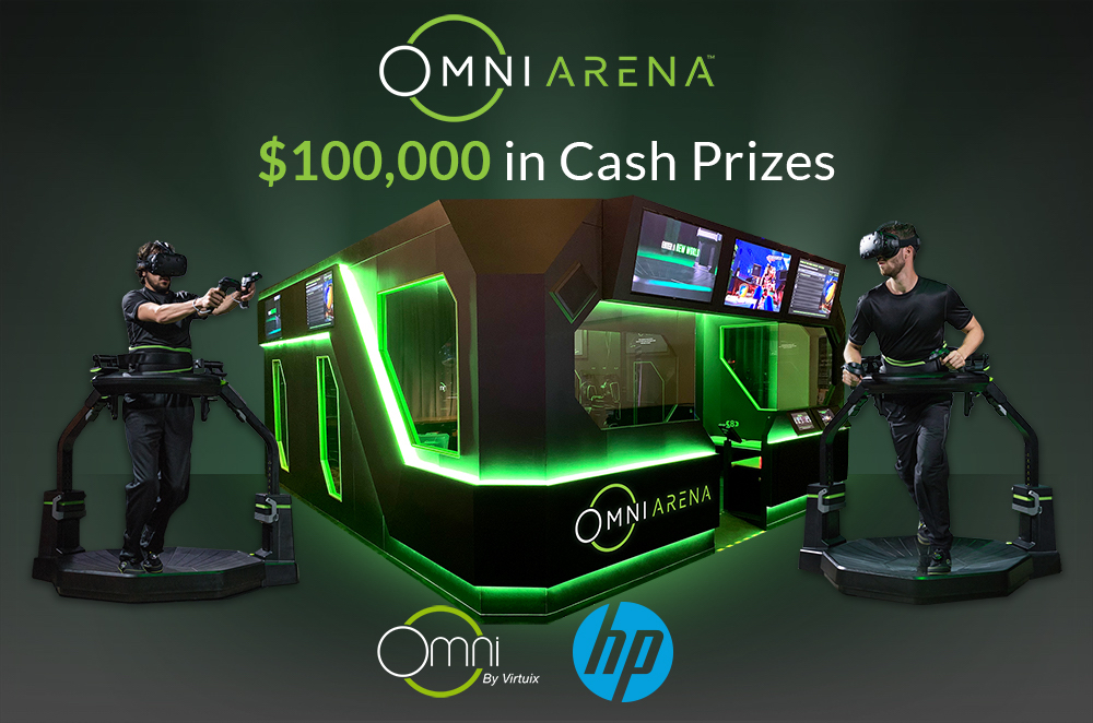 Virtiux Omni Arena esports prize