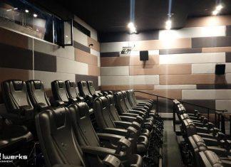 SimEx-Iwerks Legend Heroes Park 4D cinema