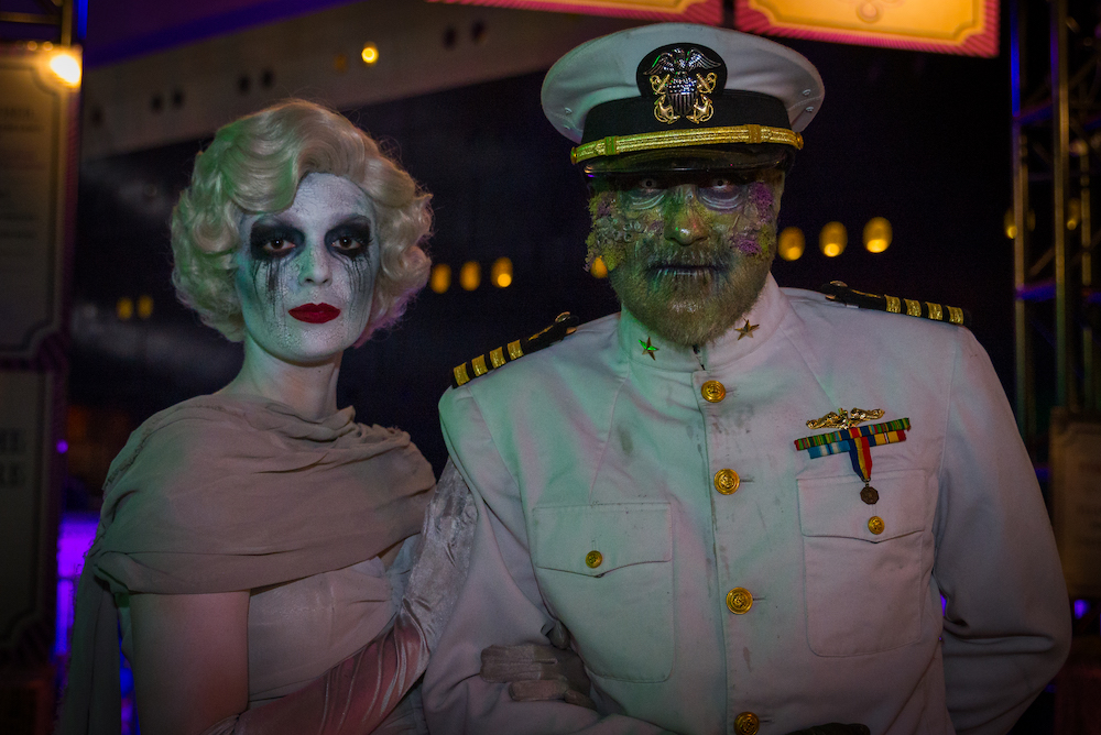 Mycotoo Dark Harbor Queen Mary