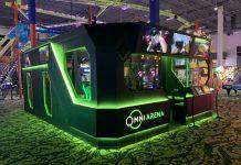 Omni Arena Virtuix Andretti