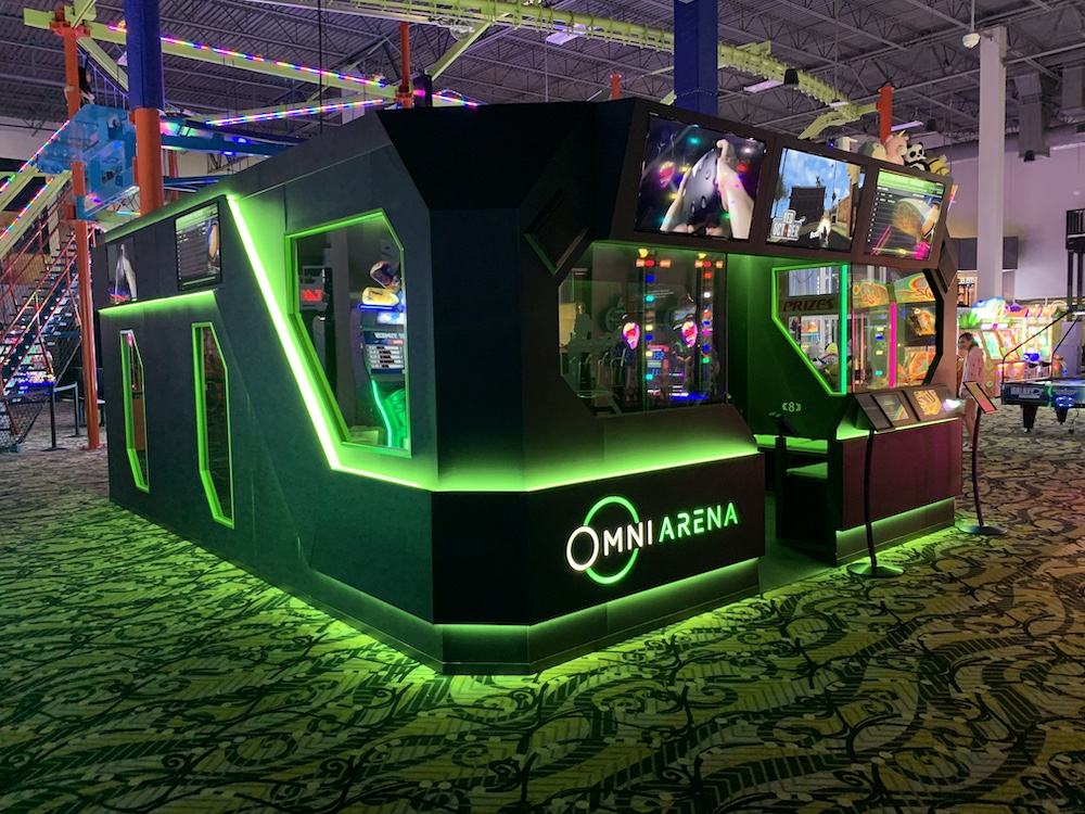Omni Arena by Virtuix at Andretti's in Orlando