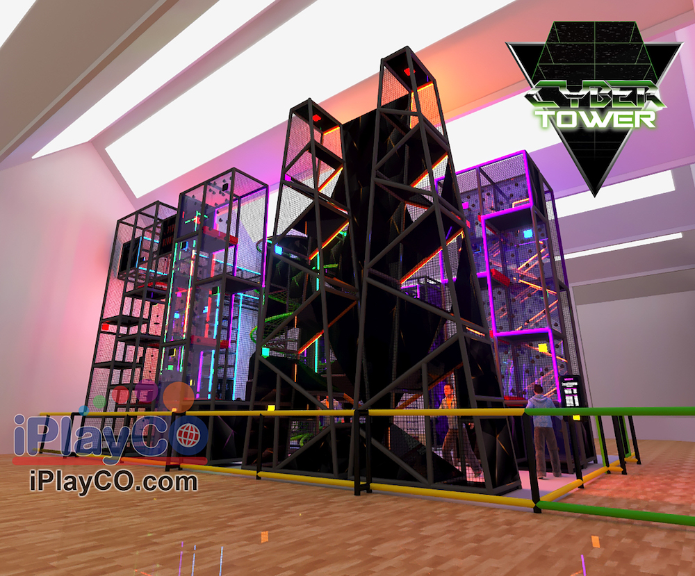 iPlayCO Cyber Towers