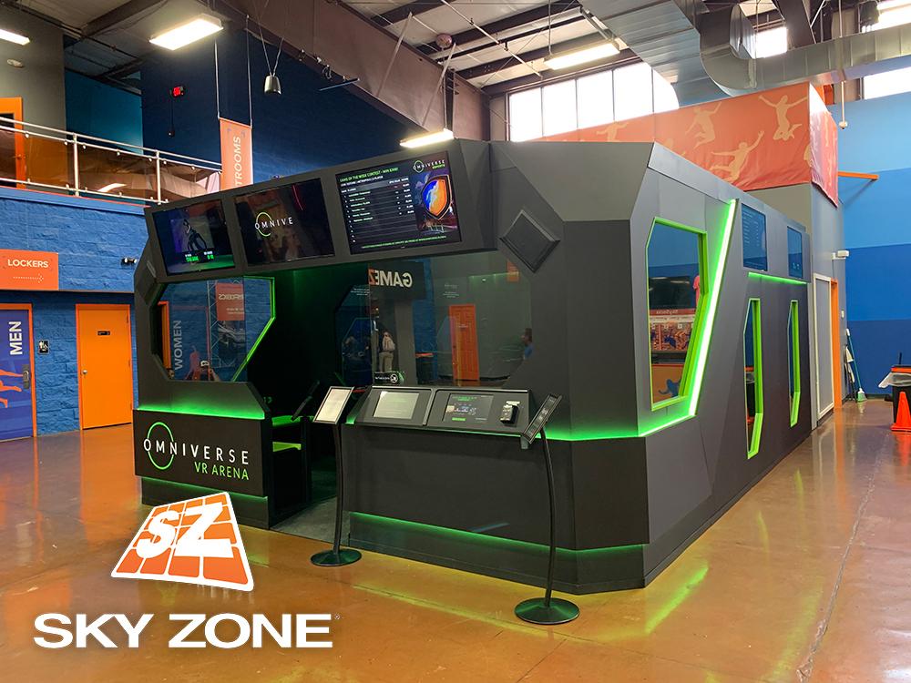Omni Arena - Sky Zone