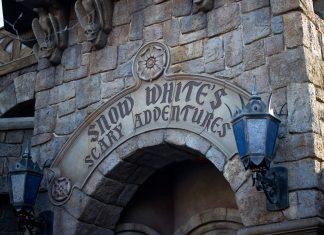 disney snow whites scary adventures