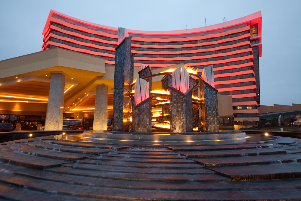 Choctaw Casino Technifex