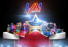 Biggest ever IAAPA Expo line-up for LAI Games