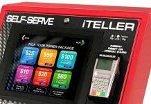 iTeller Intercard cashless system