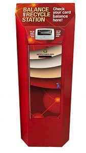 Balance & Recycle cashless Intercard system