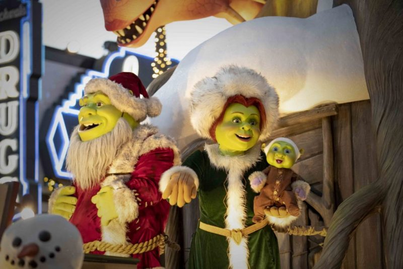 Christmas Activities In Orlando 2020 Universal Orlando reveals dates and details of Christmas events