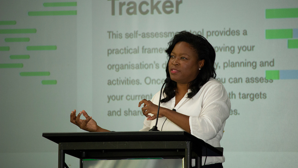 Tonya Nelson MCN conference