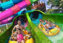 Aquatica Orlando announces dueling water slide Riptide Race