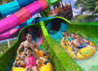 aquatica riptide race