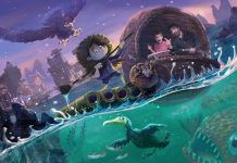 Aardman's 'A Fish Tale' is a new concept for theme park market