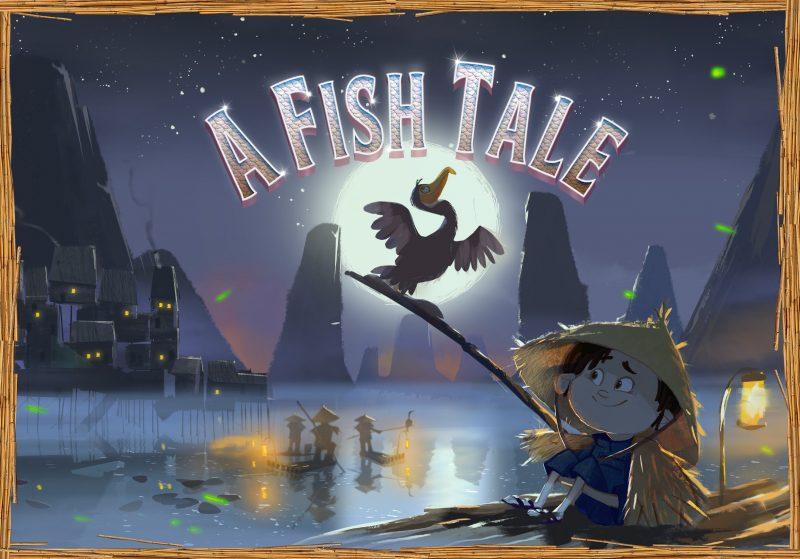 aardman a fish tale