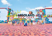Legoland New York, Holovis and ETF announce Lego Factory Adventure ride
