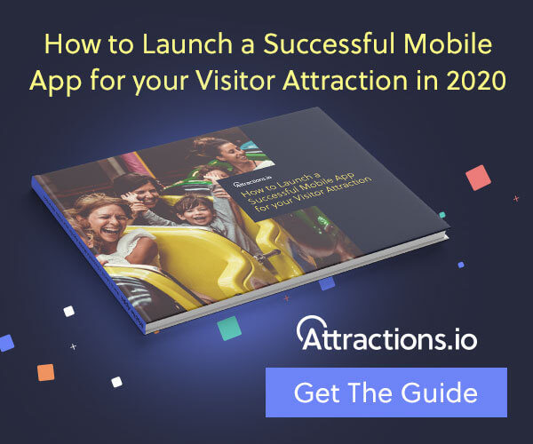 attractions.io how to lauinch app for visitor attractions 2020