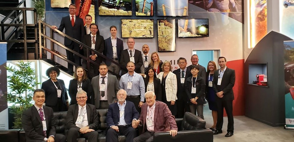 Team Dynamic at IAAPA Expo 2019