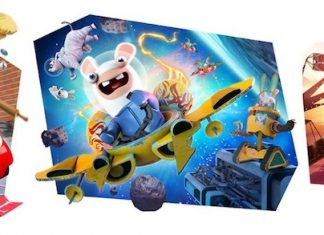 Virtual Rabbids D-BOX LAI Games