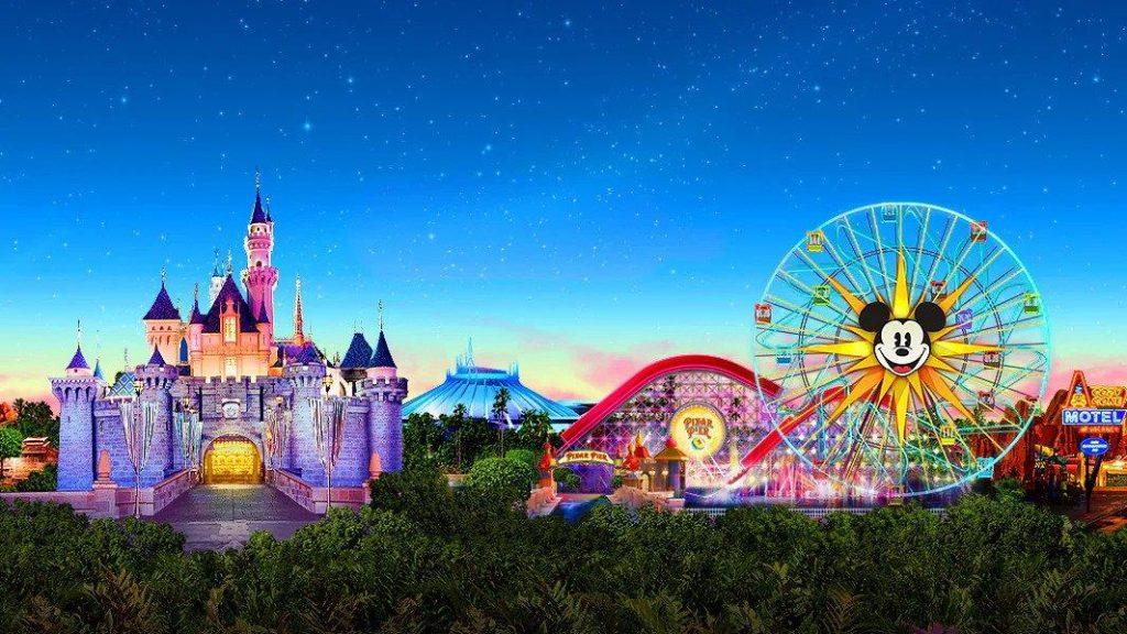 disneyland resort theme park financial impact COVID