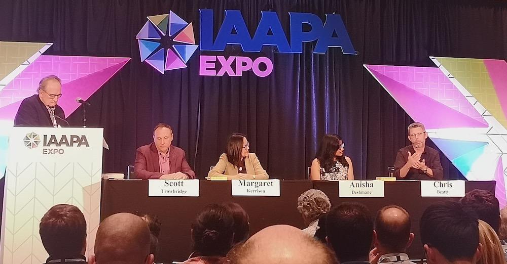IAAPA Expo 2019 Disney Legends